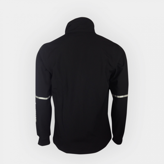 Softshell - Manches Longues - Berugbe - Noir