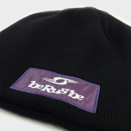 Bonnet Basic - Berugbe - Noir