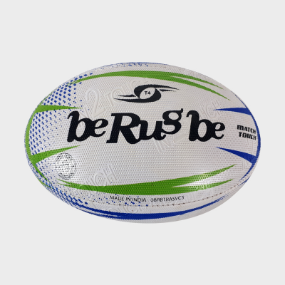 Ballon de Rugby -  Match Touch - Berugbe - T4