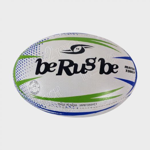 Ballon de Rugby -  Match Touch - Berugbe - T4