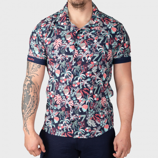 Chemise Summer - Collection InExtenso Supersevens - Navy