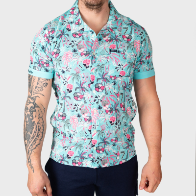 Chemise Summer - Collection InExtenso Supersevens - Bleu