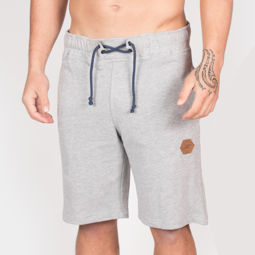 "Short ""Classic"" - Berugbe - Heather Grey"