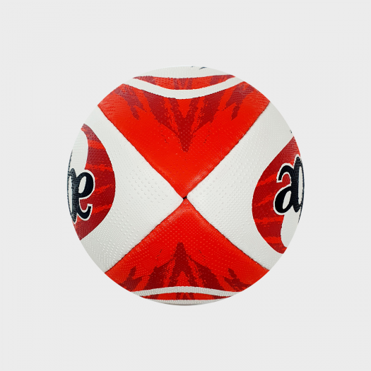 BALLON DE STOCK - BERUGBE - training Dual ALPHA - ROUGE - T5